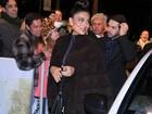 Juliana Paes atrai olhares no Festival de Gramado