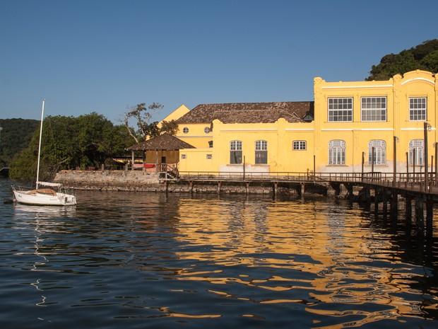 Museu Nacional do Mar (Foto: FCC/Divulgação)