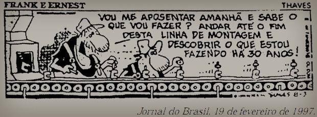 HQ Frank e Ernest (Foto: Reprodução/Jornal do Brasil)