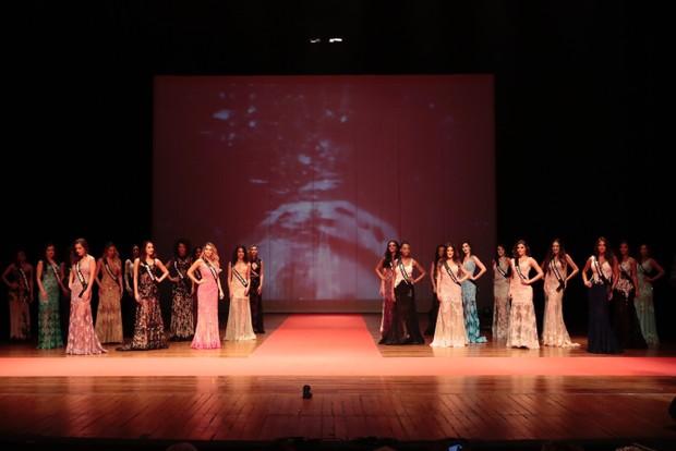 Concurso Miss Município de São Paulo 2017 (Foto: Rafael Cusato/EGO)