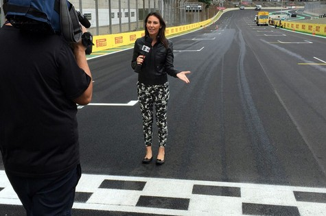 Glenda Kozlowski (Foto: TV Globo/Marcelo Prata)
