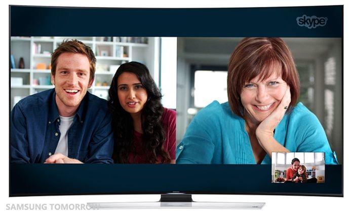 Samsung está investindo em comunicação e games para suas televisões (Foto: Reprodução/Samsung Tomorrow)