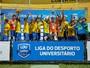 UFRN é campeã da Liga do Desporto Universitário de Futebol; veja fotos