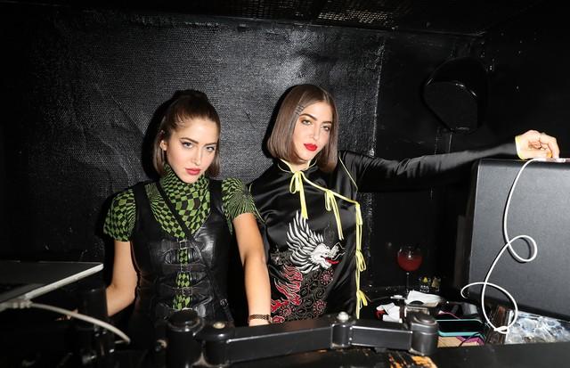 Festa Vogue e Schutz em Paris (Foto: Divulgação)
