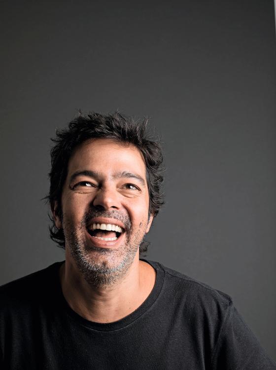 O ator Bruno Mazzeo  (Foto:  Jorge Bispo )