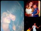Namorada de Thammy Miranda se declara: 'Me fazendo sentir, sorrir'