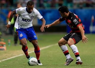 Eduardo; Bahia x Atlético-GO na Arena Fonte Nova (Foto: Felipe Oliveira / Divulgação / E. C. Bahia)