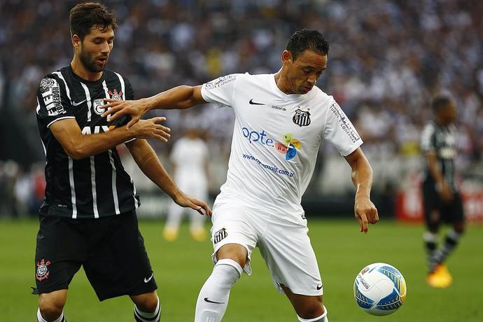 Ricardo Oliveira Santos Futebol (Foto:  Ricardo Saibun/Santos FC)