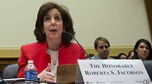 Roberta Jacobson disse que Obama lamenta dano causado à relação com Brasil  (Foto: AFP)