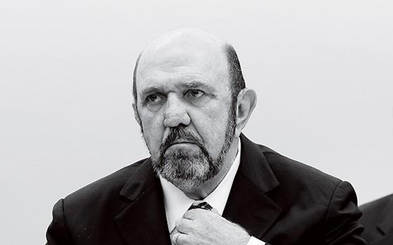 FLUXO Ricardo Pessôa, da UTC. Segundo a Polícia Federal, ele queria receber da Petrobras a tempo de doar para o PT (Foto: Paulo Whitaker/Reuters)