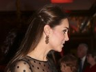 Modelito de Kate Middleton deixa evidente barriguinha de gravidez