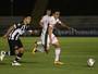 Pituca lamenta gols perdidos do Botafogo-SP e fala em levantar cabeça
