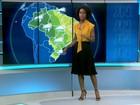 Previsão do tempo: final de semana será chuvoso em grande parte do país
