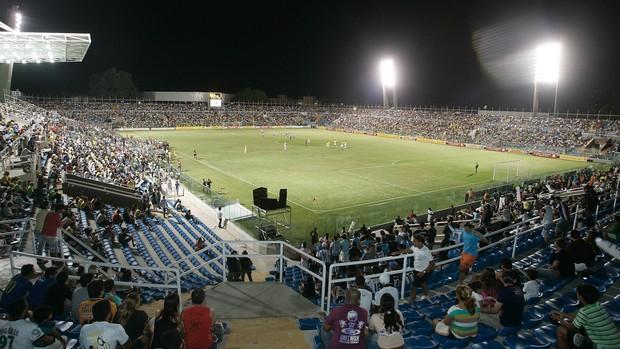 Estádio Presidente Vargas (Foto: Kiko Silva/Agência Diário)