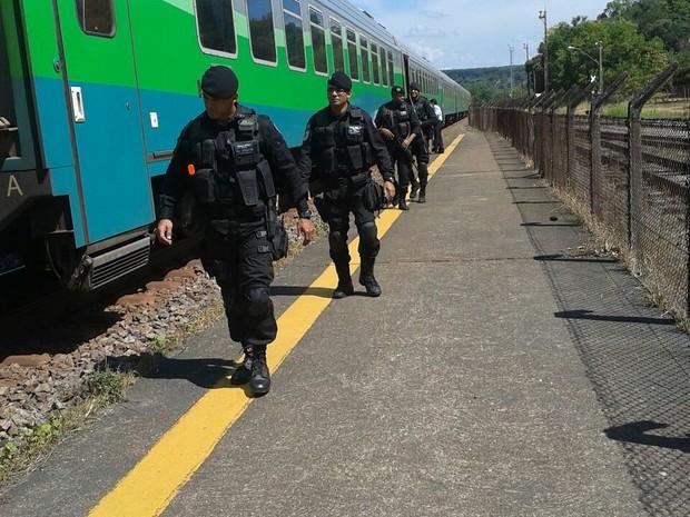 """Polícia realiza """"Operação Fenix"""" em toda região metropolitana do Vale do Aço  (Foto: Divulgação/PM)"""