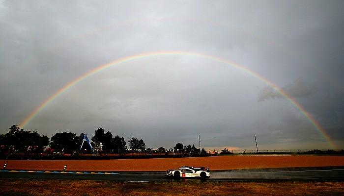 Porsche pole 24 Horas de Le Mans