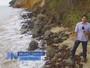 Erosão na barreira do Cabo Branco, em JP, é destaque no Jornal Nacional