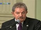 'Temos de contribuir para que os vizinhos cresçam', diz Lula no RS