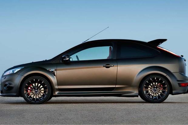 Ford Focus RS500 (Foto: Divulgação)
