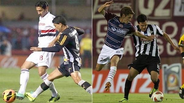 Ponte Preta empatou com o São Paulo na última rodada. Já o Lanús venceu o Libertad por 2x1 (Foto: Rubens Chiri / saopaulofc.net/ AP)