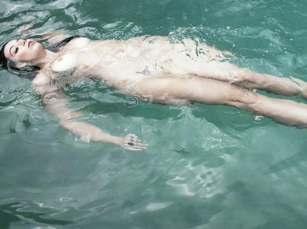 Daisy Lowe (Foto: Reprodução/Ponystep Magazine)