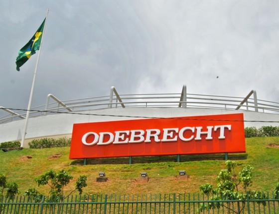 Sede da Odebrecht em Salvador (Foto: Reprodução )