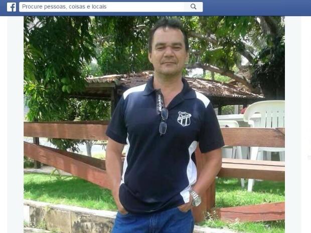 Policial é o 14º assassinado no Ceará em 2015 (Foto: Facebook/Reprodução)