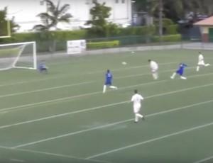 BLOG: Aquela canhota: Adriano faz primeiro gol pelo Miami United em jogo-treino