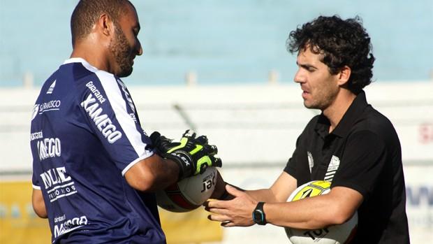Alex Leandro Franco Comercial (Foto: Cleber Akamine / Globoesporte.com)