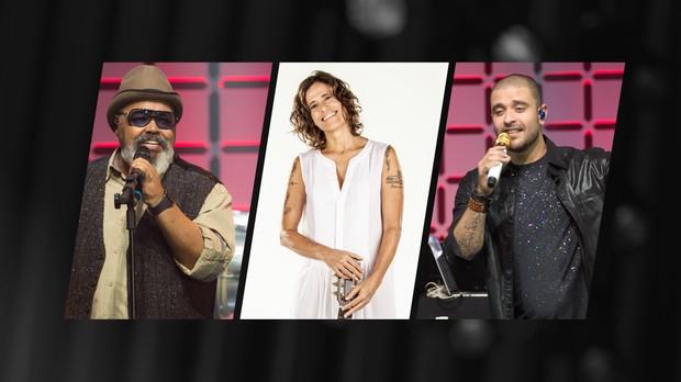 Anitta recebe Diogo Nogueira, Zlia Duncan e Jorge Arago no prximo Msica Boa Ao Vivo, no Multishow. (Foto: Divulgao)