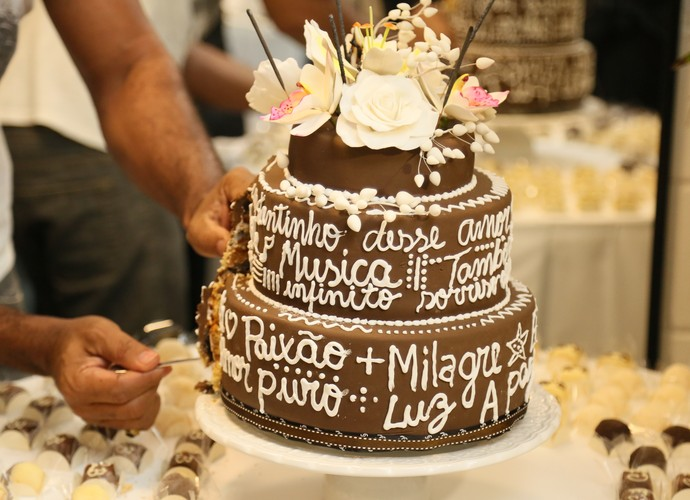 aniversario brown 3 (Foto: Isabella Pinheiro/Gshow)