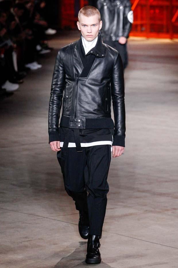 Diesel Black Gold - Semana de Moda de Milão inverno 2017 (Foto: Imaxtree)