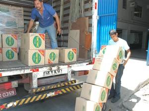 Há vagas para ajudante de carga no Sine do ES (Foto: Romero Mendonça/ Secom-ES)