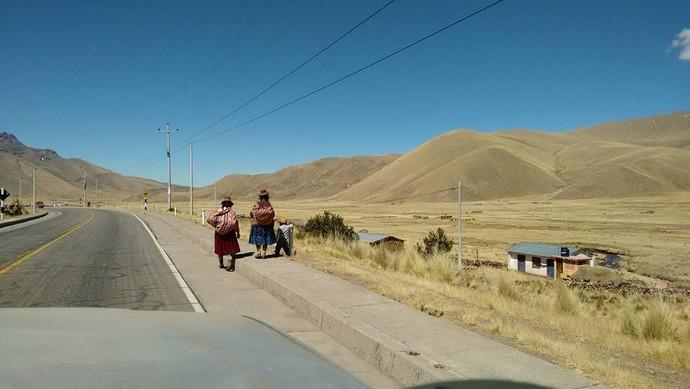 Nativos chilenos (Foto: Istepôs Aventureiros/Divulgação)