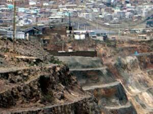 Minérios representam 63% das exportações peruanas (Foto: Wikicommons Ottocarotto)