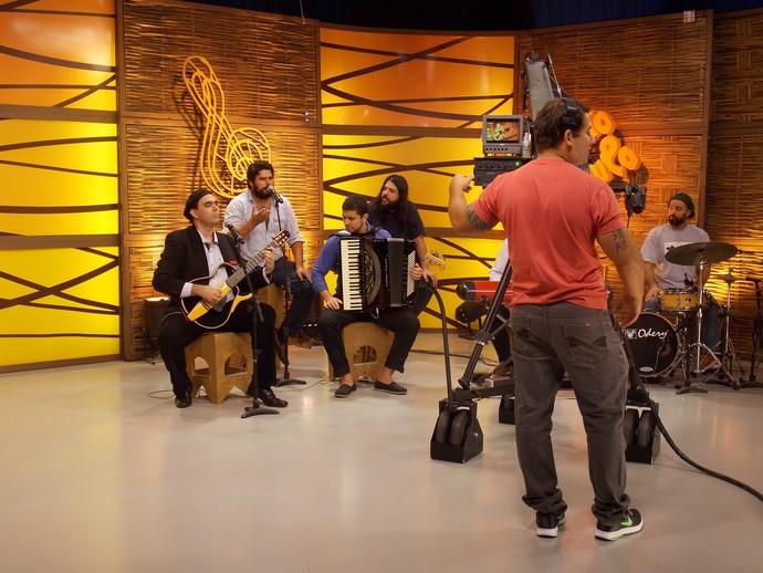 Galpão Crioulo (Foto: Andrielle dos Santos/RBS TV)