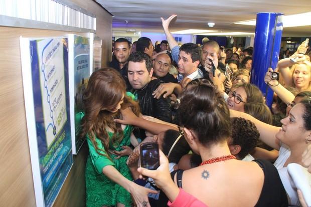 Sophia Abrahão  (Foto: Thyago Andrade  / FotoRioNews)