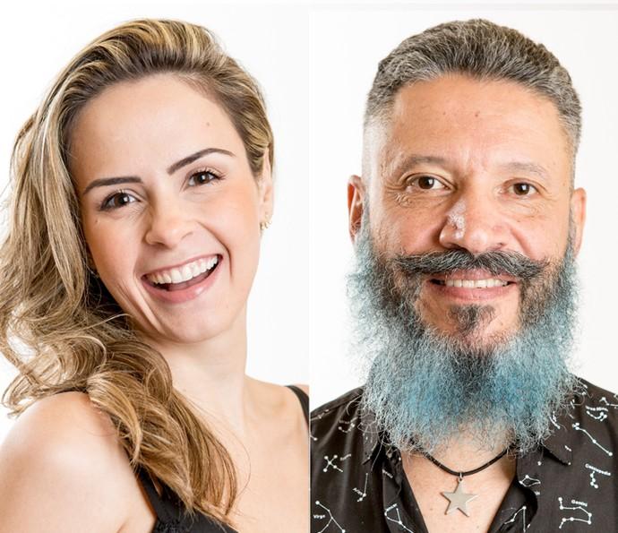 Paredao segundo Ana Paula e Laércio 3 noite casa 31_01 (Foto: TV Globo)