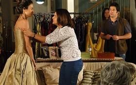 Marta se descontrola ao ouvir Amanda elogiar o filho de Jacques