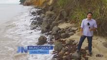 Erosão na barreira do Cabo Branco é destaque no programa (Reprodução)