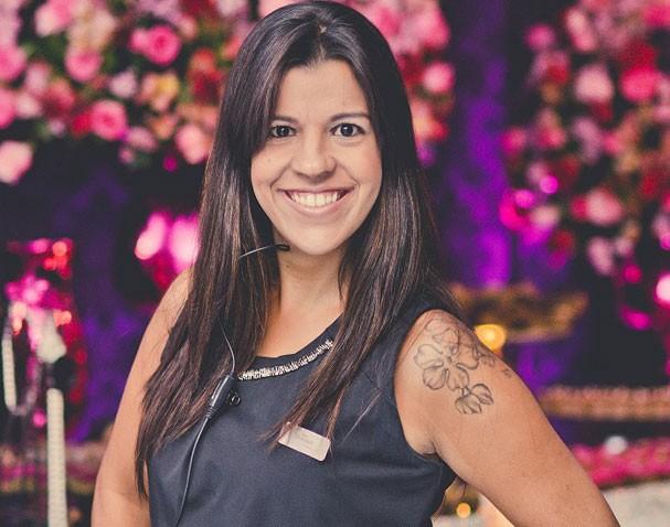 Fabi Pinheiro, fundadora do projeto Buquê da Alegria (Foto: Divulgação)