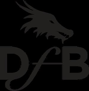 Logo do DFB também ganhou novo estilo. (Foto: Divulgação)