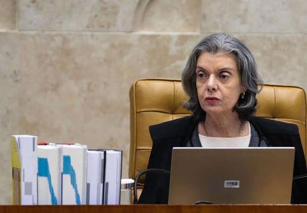 A presidente do STF, ministra Cármen Lúcia (Foto: José Cruz/Agência Brasil)