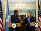 Obama encontra presidente da Somália na Casa Branca