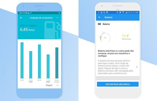 O aplicativo funciona em aparelhos iOS e Android (Foto: Divulgação)