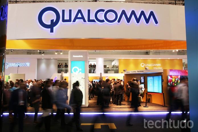 Depois de perder Samsung, Qualcomm promete surpresas em 2015 (Foto: Fabrício Vitorino/TechTudo)