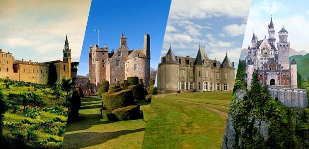 Castelos incríveis para morar (Foto:  )