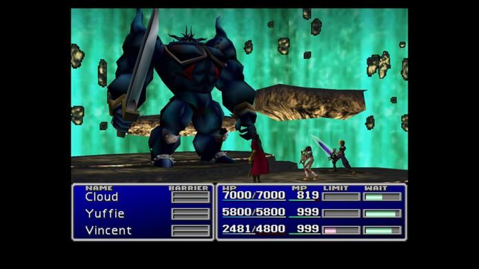 Final Fantasy 7 se inspira em mitologias (Foto: Divulgação/Square Enix)
