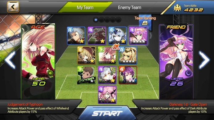 Nem só de simulação vivem os jogos de futebol, Soccer Spirits é um card game e RPG sobre futebol (Foto: Divulgação)