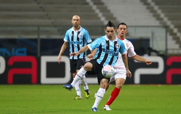 Pará contra o São Luiz (Foto: Lucas Uebbel/Grêmio, DVG)
